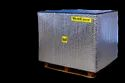 Highly Insulated Pallet Covers & Blankets