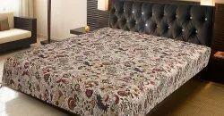 Mukut Handmade Floral Queen Handmade Kantha Bedspreads
