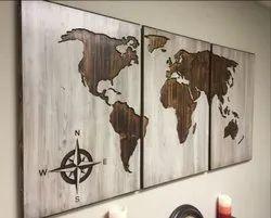 Wood & Metal Art