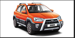 Etios Cross Car
