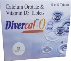 Divercal Tablet