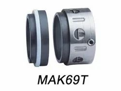 MAK69T Mechanical Shaft Seals
