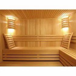 Sauna Room Designing Service