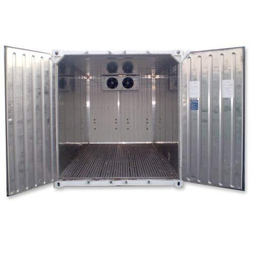 Mild Steel Refrigerated Containers