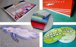 Foam Board and Acrylic or Polycarbonate Sheet Printing