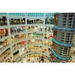 Mall Building Construction Service