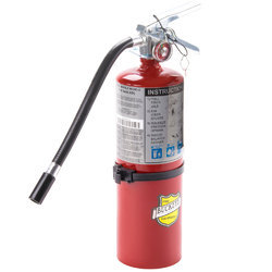 ABC Dry Powder Type Fire Extinguisher Mono