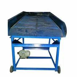 3-4 Hp Mild Steel Sand Screening Machine, Capacity: 20-30 m3/h