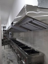 Stainless steel Kitchen Chimney