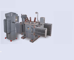 Reliable Three Phase H.T. Transformer With Built In Automatic Voltage Stabilizer