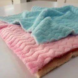 Embossed Fur Fabric