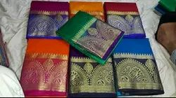 South Indian Pure Silk Sarees