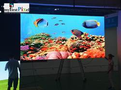 P4 Indoor LED Screen Display