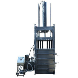 80 Ton FIBC Jumbo Bags Bale Press