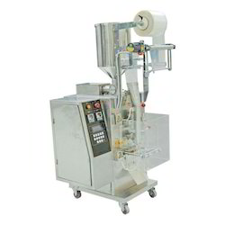 Ginger Garlic Paste Packaging Machine