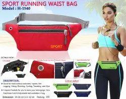 Sport Running Waist Bag H-1540