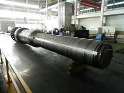 Industrial Steel Shafts