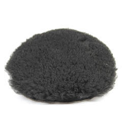 Black Wool Pad