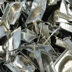 Stainless Steel Scrap, Thickness: >2mm, Material Grade: 304