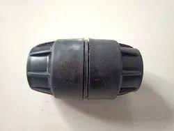 Push Fit Duct Coupler 32 mm