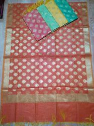 Chanderi Silk Cotton Dupatta