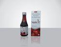 Ferrous Ascorbate Folic Acid and Zinc Sulphate Syrup