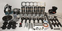 Detriot Engine Parts