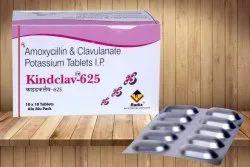 Amoxycillin 500 mg & Clavulanic Potassium Tablet