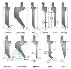 PRESS BRAKE TOOLINGS