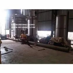 Industrial Bell Furnace