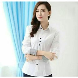Ladies Rayon Shirt
