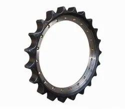 Mild Steel Excavator Sprocket Wheel