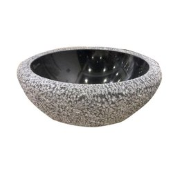 10403 Black Stone Wash Basin