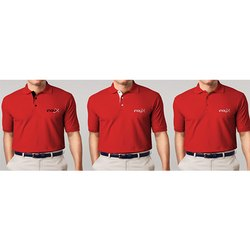 Corporate Red T-Shirts