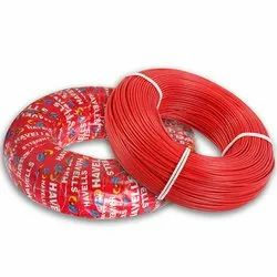 Red Life Shield HFFR Submersible Cables, Packaging Type: Box