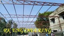 Metal Roof Structures