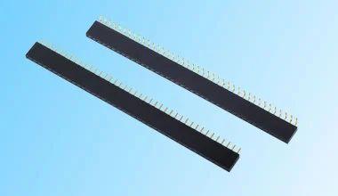 PCB Socket -Flow Solder 2.54 MM