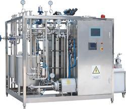 Coconut Milk Sterilizer Skid Mounted Plant