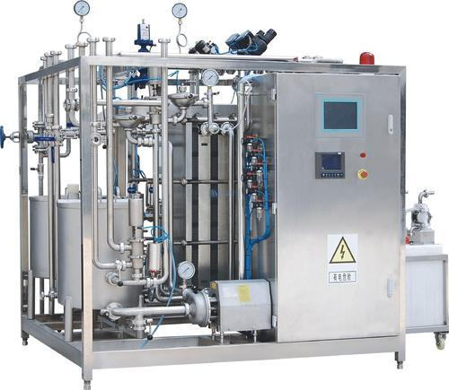 Coconut Milk Pasteurizer and Sterilizer Skid Mounted Plant