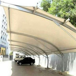 Tensile Car Parking Shed