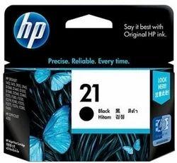 HP 21 Black Ink Cartridge