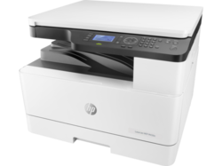 Black & White HP A3 Copier, Model Number: Mfp436n, Memory Size: 128