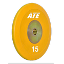 ATE Bumper Plate For Olympic Weightlifting Set