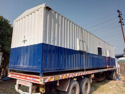 Prefab MS Porta Cabins