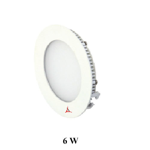 Ample 6 W LED Panel Light, AMP SHB001