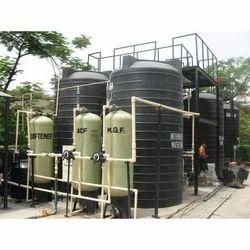 Preliminary Effluent Treatment Plant