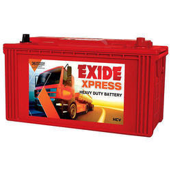 Exide Xpress Heavy Duty Battery, Voltage: 12 V