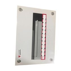 White Stainless Steel Electric MCB Box