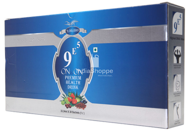 9e5 Premium Health Drink, Packaging Type: Pouches