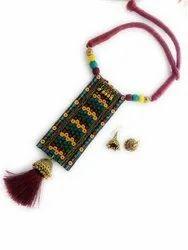 FJ018 Fabric Jewelry